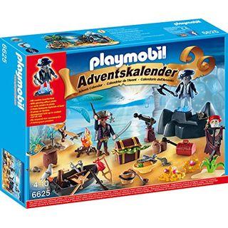 Playmobil 6625 Adventskalender Geheimnisvolle Piratenschatzinsel