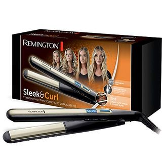 Remington Haarglätter Sleek & Curl S6500