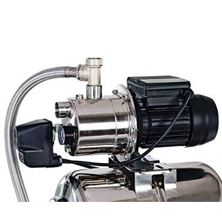T.I.P 31167 Hauswasserwerk Edelstahl HWW 4400 Inox Plus