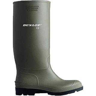 Dunlop Herren Stiefel Grün