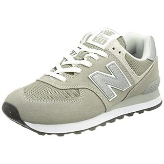 New Balance Sneaker Herren ML574EGG Grau Egg Grey