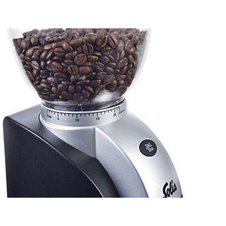 Solis Elektrisches Kaffeemahlwerk 22 Mahlstufen