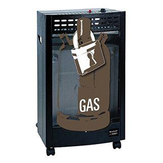 Einhell Gas Heizofen Blue Flame BFO 4200/1