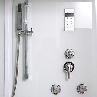 Home Deluxe Design XL Duschtempel