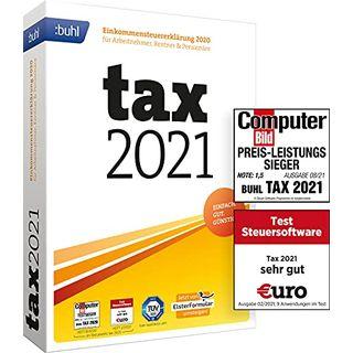Buhl Data Service Tax 2021