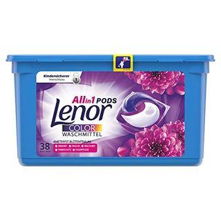 Lenor 3in1 Pods Amethyst Blütenbouquet 26.4Gr