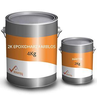 BEKATEQ BK-400EP 2K Epoxidharz 6 kg Bodenbeschichtung
