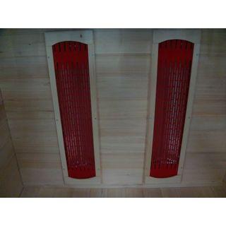 Infrarotkabine / Wärmekabine / Sauna - ECK