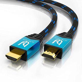 Ultra HDTV Premium 4K Hdmi Kabel 10 Meter