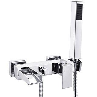 2 Verbraucher Wannenarmatur Einhebel-Wannenmischer Armatur Wasserhahn Duscharmatur