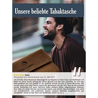 Wolfstrøm Tabaktasche