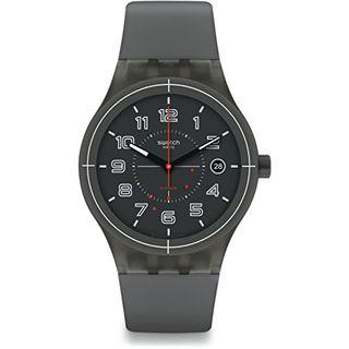 Swatch Herren Digital Automatik Uhr SUTM401