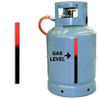 GAS Level Indikator Flüssigkeit Level Strip