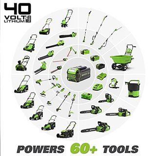 Greenworks 40V Akku-Hochentaster