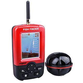 Kupet Fischfinder Sonar Unterwasser wasserdicht Elektronischer