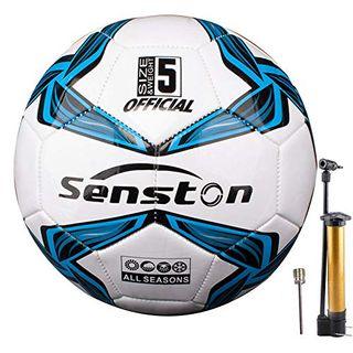 Senston Fußball Ball Wasserdicht Sport Training Ball Freizeitbälle