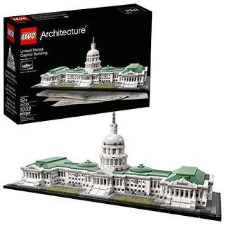 LEGO Architecture 21030 United States Capitol Building Kit