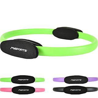 MSPORTS Pilates Ring Premium I Widerstandsring