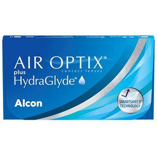 Air Optix HydraGlyde Monatslinsen weich