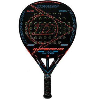 Dunlop Inferno Elite LTD Blue Padelschläger