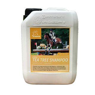 EMMA Teebaumöl Pferdeshampoo I Kanister I Hundeshampoo I Pflegeshampoo