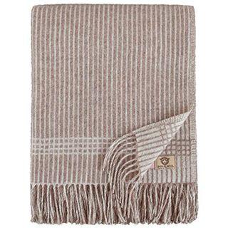 Linen & Cotton Wolldecke Merino Esther