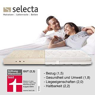 Selecta L4 Latexmatratze