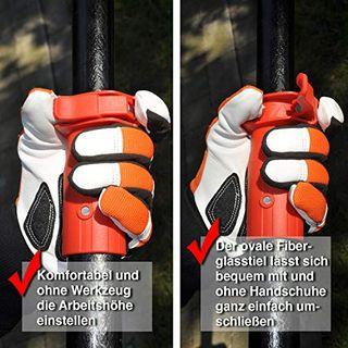Hecht Elektro-Hochentaster 976 W Astkettensäge