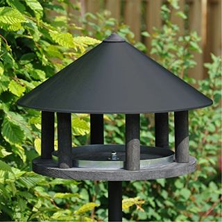 VOSS.garden Vogelhaus Svendborg im Skandinavischen Design Vogelfutterstation