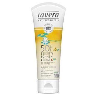 Lavera Sensitiv Sonnencreme Kids Lsf 50 ∙ 100% Mineralischer Kinder