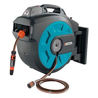 Gardena Wand-Schlauchbox 35 roll-up automatic Li: Automatische Schlauchtrommel