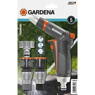 Gardena Premium Grundausstattung: Anschluss-Set