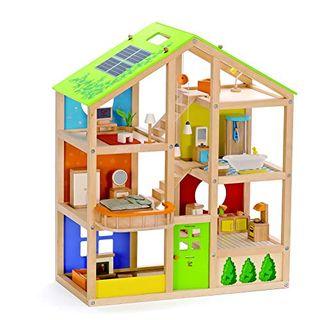 Hape E3401 Vier-Jahreszeiten Haus