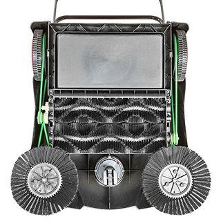 TecTake Kehrmaschine 70cm Handkehrmaschine