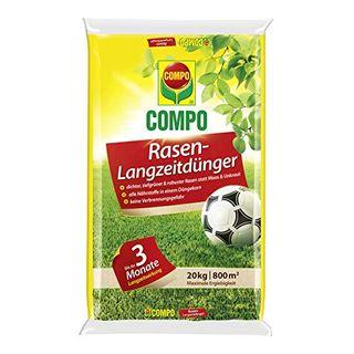 COMPO Rasen-Langzeitdünger