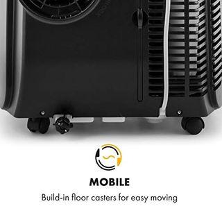 Klarstein Metrobreeze 9 Paris Mobile Klimaanlage 3-in-1 Klimagerät: