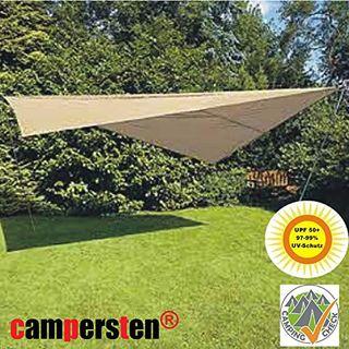 campersten Sonnensegel 400x600cm