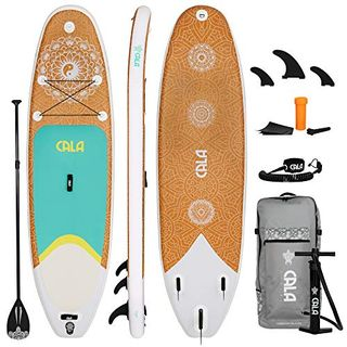 CALA Ganga Standup Paddling-Board aufblasbares SUP Board Set