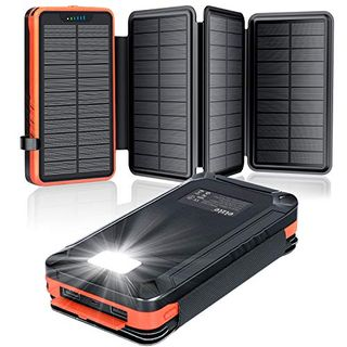 elzle Solar PowerBank 26800mAh