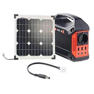 reVolt Solar Set: Powerbank & Solar-Konverter