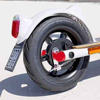 Viron E-Scooter mit Straßenzulassung ABE Aluminium