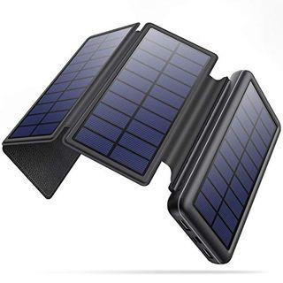HETP Solar Powerbank 26800mAh