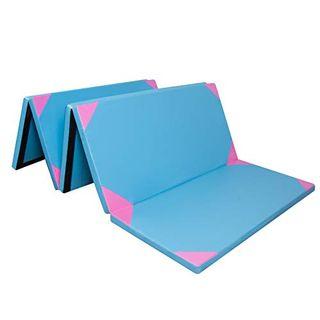 CCLIFE 300x118x5cm Klappbare Weichbodenmatte Turnmatte Fitnessmatte