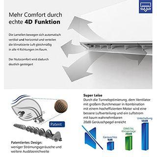 Quick-Connect Inverter Split Klimaanlage