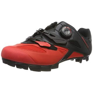 Mavic Crossmax Elite MTB Fahrrad Schuhe rot