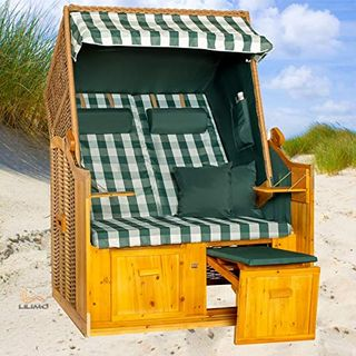 Strandkorb Ostsee 2in1 Convertible