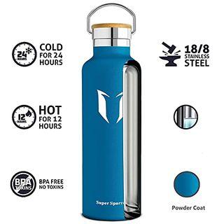 Super Sparrow Trinkflasche Edelstahl Wasserflasche
