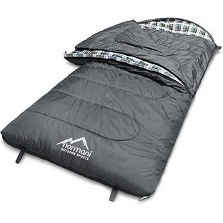 normani 4-in-1-Funktion Extrem Outdoor Schlafsack 'Antarctica'
