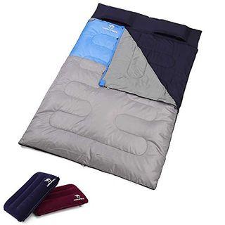 Schlafsack CAMEL Entfernbar Wasserfest Winddicht Warm Deckenschlafsack