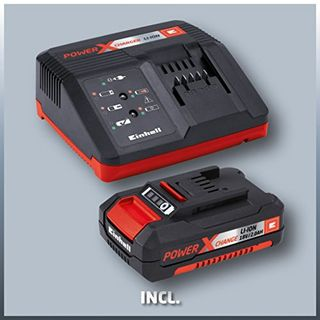 Einhell Akku Rasentrimmer GE-CT 18 Li Set Power X-Change